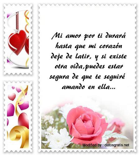 Mensajes Bonitos De Amor Para Mi Novia | Tarjetas de amor ...