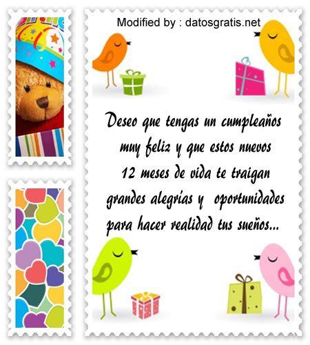 Mensajes Bonitos De Cumpleaños | Mensajes De Feliz ...