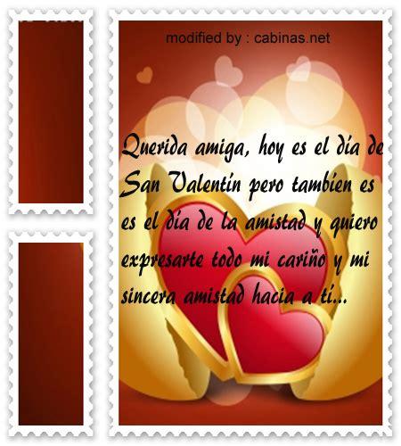 Mensajes bonitos por el día del amor y la amistad con ...