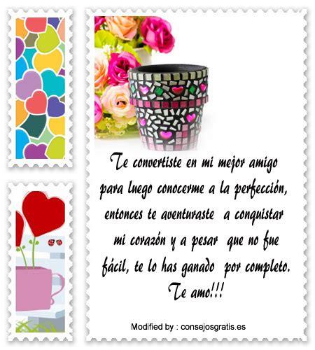 Mensajes De Amor Y Amistad Para Mi Novio   Top Frases De ...