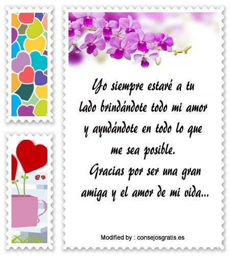 Mensajes De Amor Y Amistad Para Tu Novia   Frases De Amor ...