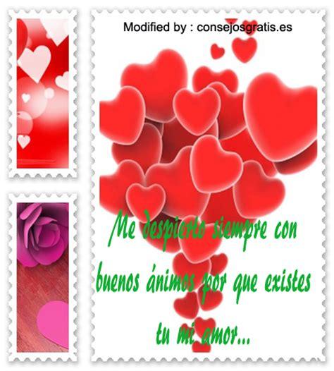 Mensajes de buenos dìas para mi amor | Frases de buenos ...