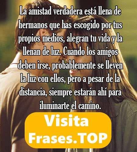 Mensajes y FRASES DE AMISTAD 【 Cortas, Bonitas y de Amor ...