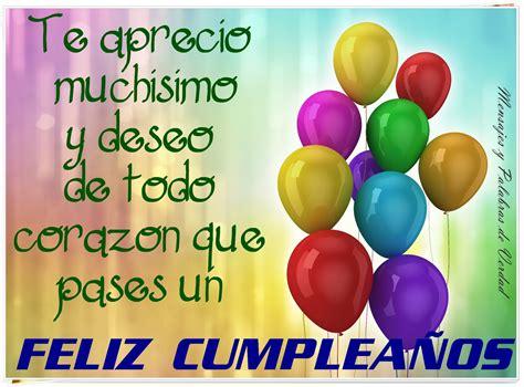 Mensajes y Palabras de Verdad: Feliz cumpleaños. Imagenes ...