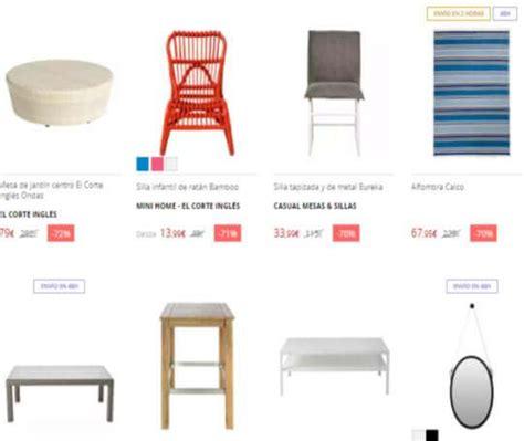 Mercadillo online de muebles en El Corte Inglés – Regalos ...