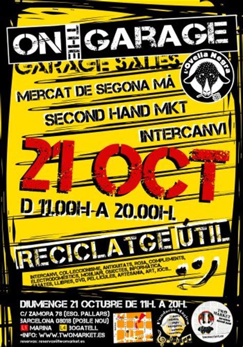 Mercadillos De Segunda Mano Reciclaje Vintage En Barcelona ...
