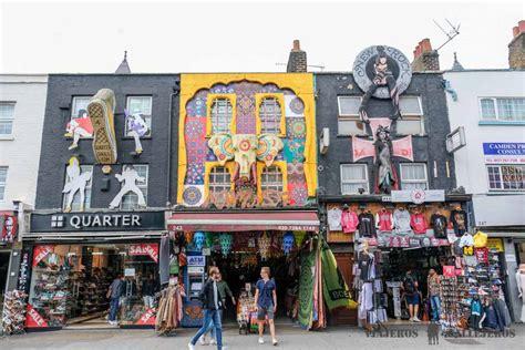 Mercado de Camden en Londres   Viajeros Callejeros