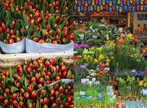 Mercado de las flores Bloemenmarkt   Eric Vökel