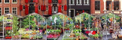 Mercado de las flores de Ámsterdam   Horario y localización