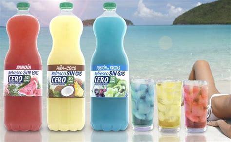 Mercadona lanza tres nuevos refrescos 'cero' y sin gas ...