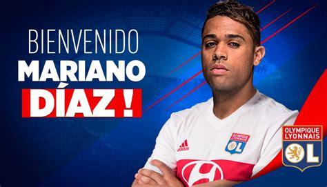 Mercato: l'OL annonce la signature de Mariano Diaz