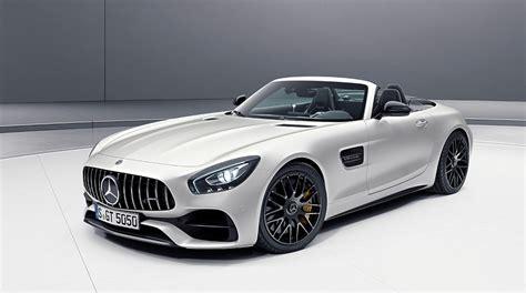 Mercedes AMG: New Edition models.