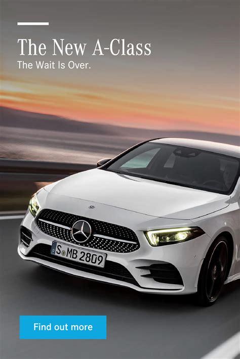 Mercedes Benz A Class deals   New Mercedes Benz A Class ...