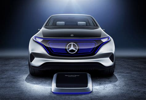 Mercedes Benz EQ: 2018 s new electric crossover steps out ...