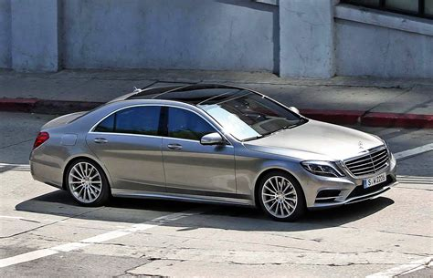 Mercedes Benz News: New Mercedes S class
