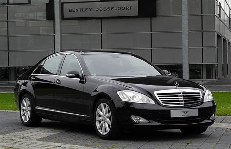 Mercedes Benz S Class  W221    Wikipedia