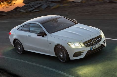 Mercedes E class: AMG 53 hybrid engines arrive this summer ...