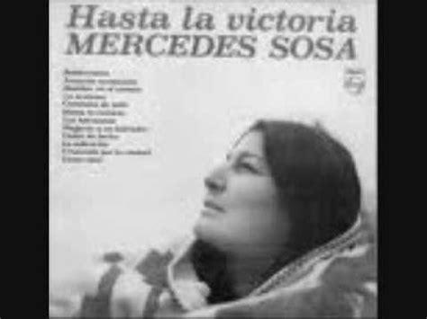 Mercedes Sosa   Bella ciao.wmv   YouTube