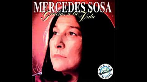 Mercedes Sosa - Gracias a la Vida - Mickiyagi's dance mix ...