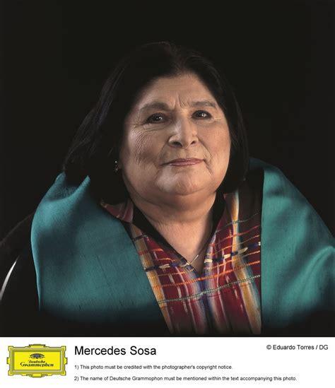 Mercedes Sosa on Amazon Music