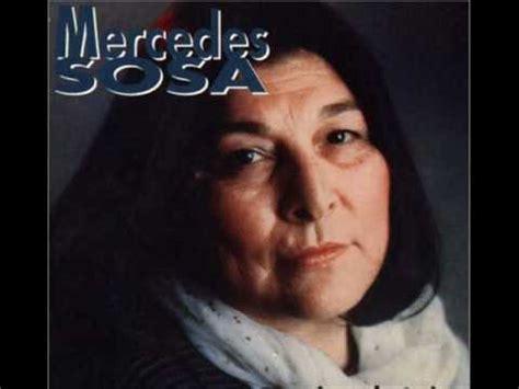 Mercedes Sosa   Te recuerdo Amanda.   YouTube