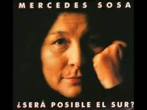 Mercedes Sosa Todo Cambia   YouTube