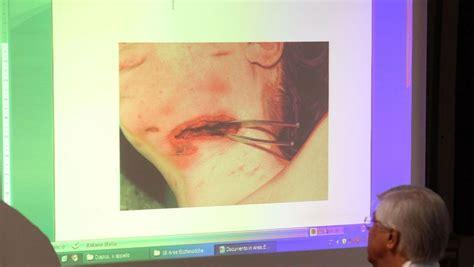 Meredith Kercher Crime Scene Photos (Amanda Knox Case).
