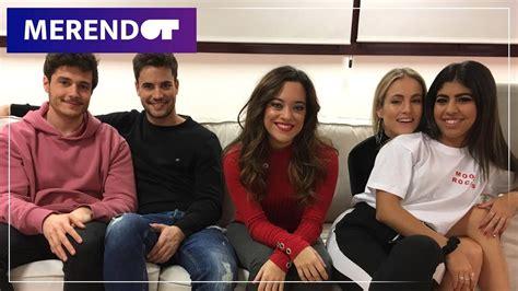 #MerendOTfinal con Miki, Marta, María, Carlos, Noelia ...