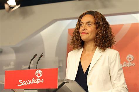 Meritxell Batet: Rajoy inicia el curso político con ...