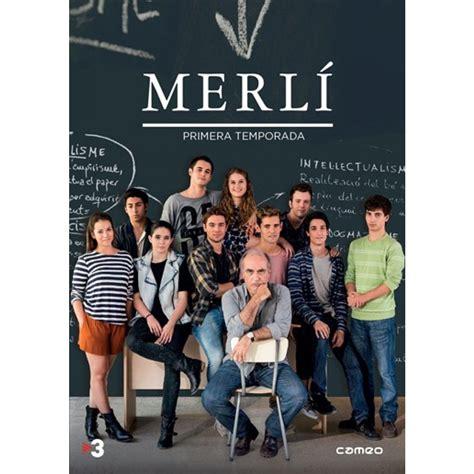 Merlí. Temporada 1 en DVD y Blu ray | Cameo cine independiente