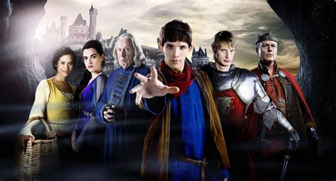 Merlin  BBC   saison 1  – Luminophore