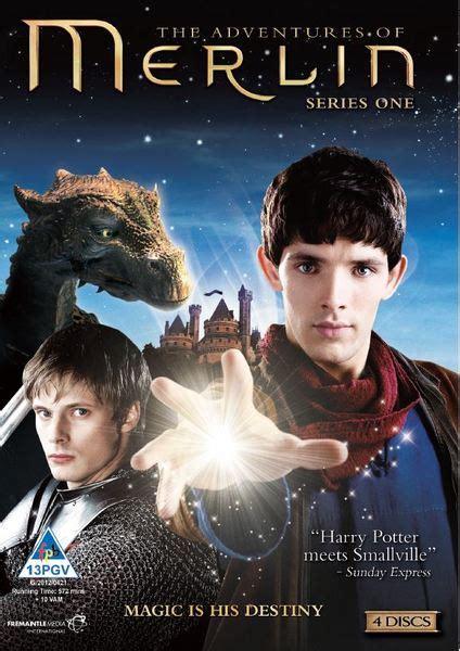 Merlin the Complete Series 1 (DVD) - Movies & TV Online | Raru