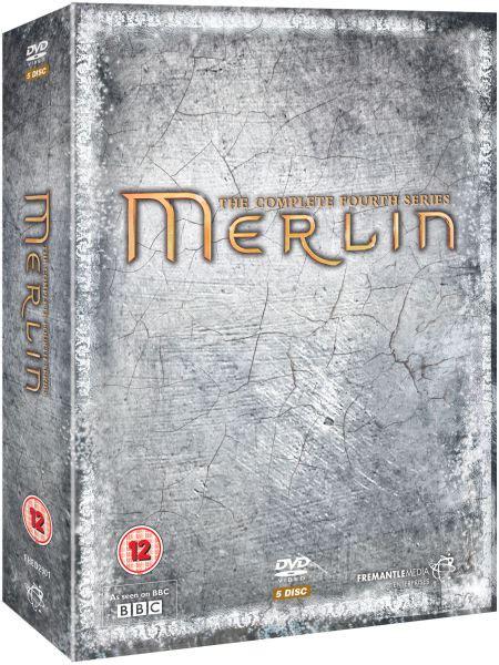 Merlin - The Complete Series 4 DVD | Zavvi