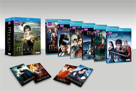 MERLIN The Complete Series Box Set | SEAT42F