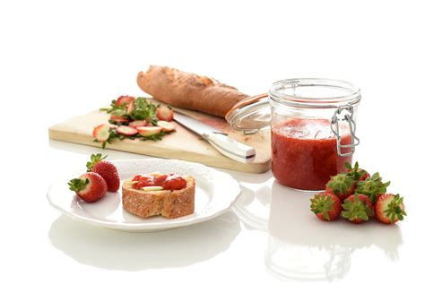 Mermelada de fresas sin azúcar | Velocidad Cuchara