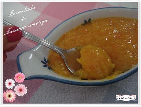 Mermelada de naranja amarga   Cocina y Thermomix ...