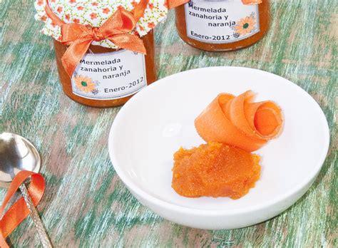 Mermelada de zanahoria y naranja   La Cocina de Frabisa La ...