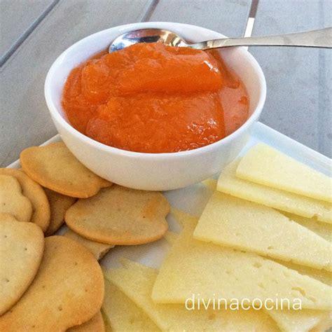 Mermelada de zanahorias   Divina Cocina