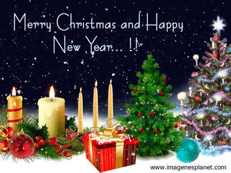 Merry Christmas and Happy New Year   Imágenes de Amor con ...
