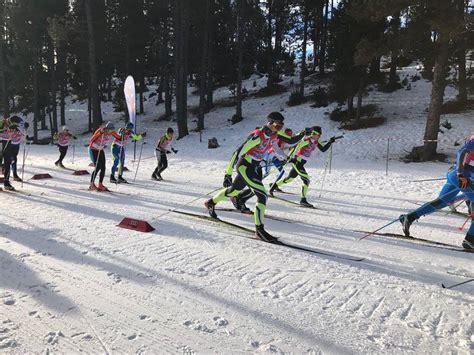 Més de 6.000 esquiadors a les estacions d esquí de fons ...