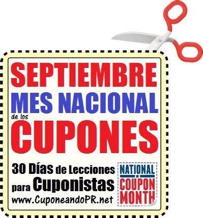 Mes_Nacional_de_los_Cupones - Cuponeando PR