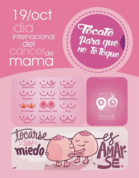 Mes Rosa! Día Internacional contra el Cancer de Mama ...