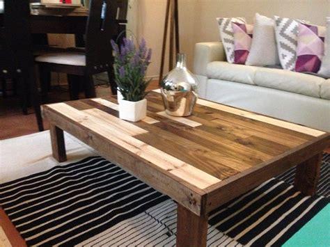 mesa de centro con palets - Buscar con Google | Mesa ...
