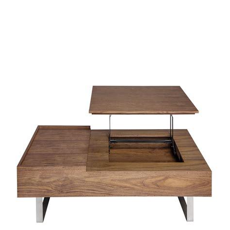 Mesa de centro elevable Hudson - Salón / Comedor - Mesas ...