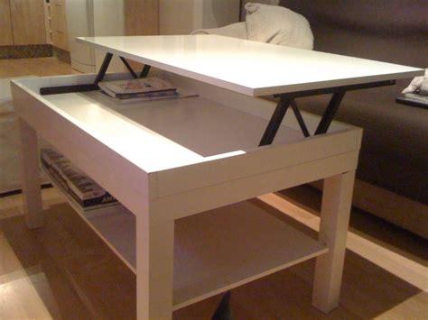 Mesa De Centro Elevable Y Extensible Ikea ...