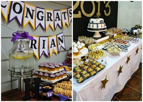 Mesa de dulces y manualidades para una fiesta de ...