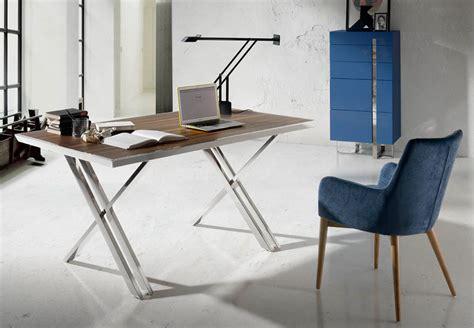 Mesa de escritorio moderna Kaelen de lujo en ...