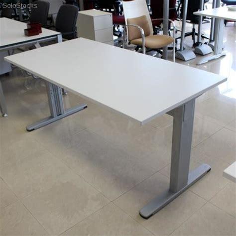 Mesa de oficina segunda mano estructura de permasa