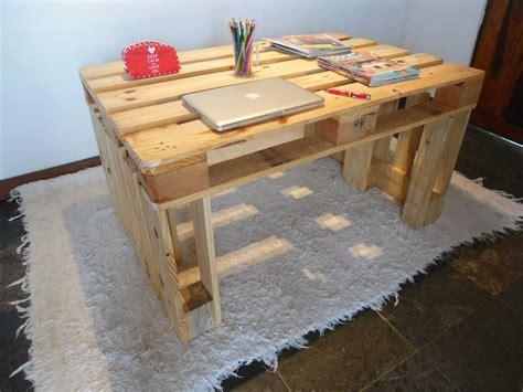 Mesa de Pallet | CASA COM PALLET