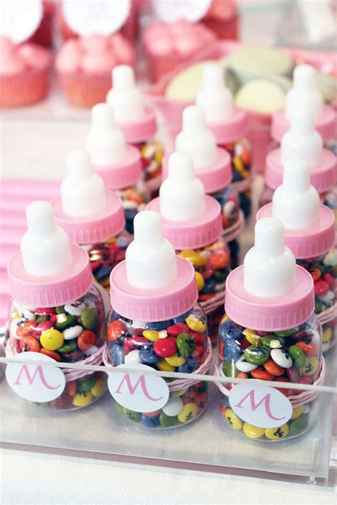 mesa dulce bautizo niña en tonos rosas | MESAS DULCES ...